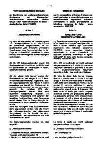 - 1 - Artikel 1 Articolo 1
