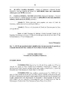 -26- Articulo 2.- Dichas pensiones seran pagadas con cargo a1 Fondo de Pensiones y Jubilaciones de la Ley de Gastos Publicos
