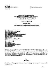 - Ausbaubeitragssatzung - vom in der Fassung der 2. Nachtragssatzung vom