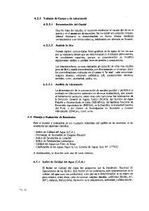 - Clasificaci6n de las Aguas Segun la Ley General de Aguas (Ley No 17752)