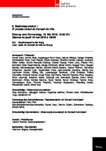 : Diop Mamadou, Habegger Markus, Kugathas Sakitha, Pichard Alain, Rindlisbacher Hugo, Sylejmani Ali