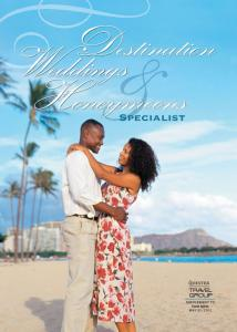 & Honeymoons. Specialist. Destination Weddings
