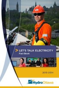 > LET S TALK ELECTRICITY. Fact Book