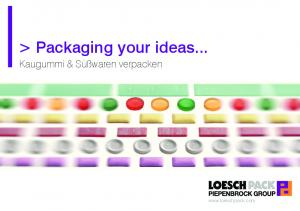 > Packaging your ideas