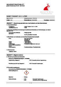 : SANET TASANIT 10 X 1 LITER