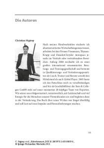 , Springer Fachmedien Wiesbaden 2013