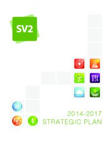 $ $ STRATEGIC PLAN STRATEGIC PLAN 1 22