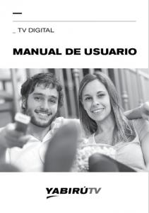 _ TV DIGITAL MANUAL DE USUARIO