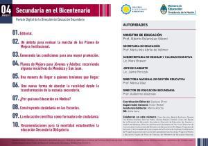 04 Secundaria en el Bicentenario