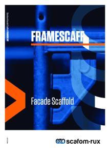 04en FRAMESCAFF. Facade Scaffold