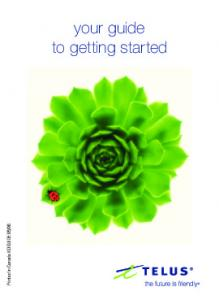 06. your guide to getting started