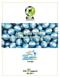 1-24 July ECA esearch July 2011
