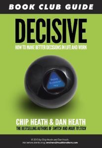 1 Decisive Book Club Guide