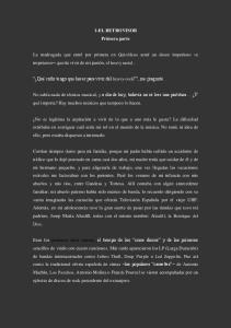 1-EL RETROVISOR Primera parte