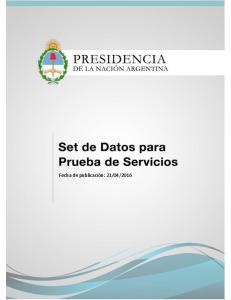 1. Eventos para Informar Eventos para Transacciones No Confirmadas (Para todos los tipos de agentes) Provincias