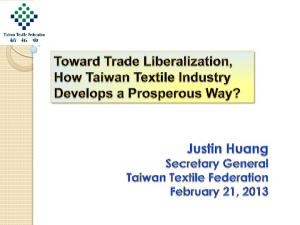 1. Global Textile Industry