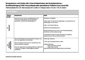 1 Grundlagen. Themenbereich. Assessment 1.1. Abschlussarbeit. Einführung