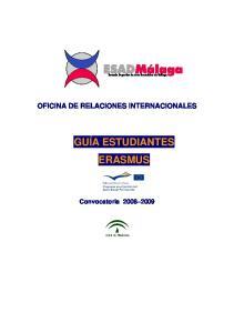 1. MOVILIDAD DE ESTUDIANTES CON FINES DE ESTUDIO