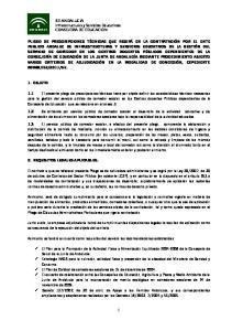 1. OBJETO 2. REQUISITOS LEGALES APLICABLES