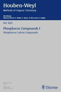 1. Phosphorus-Carbon Compounds
