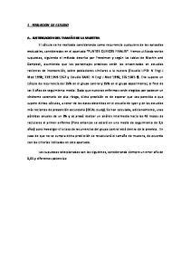 1.- POBLACION DE ESTUDIO