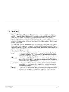 1 Preface U5461-J-Z