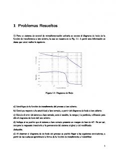 1 Problemas Resueltos