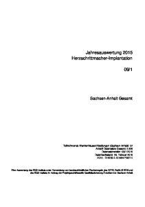 1. Sachsen-Anhalt Gesamt