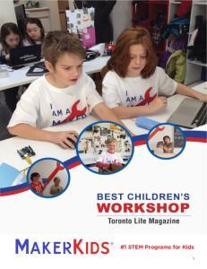 #1 STEM Programs for Kids