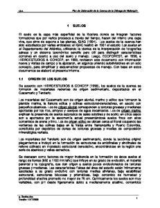 1 SUELOS 1.1 ORIGEN DE LOS SUELOS