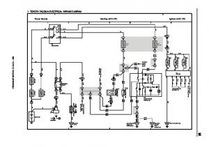 1 TOYOTA TACOMA ELECTRICAL WIRING DIAGRAM