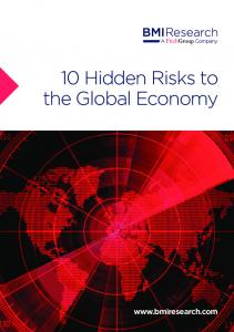 10 Hidden Risks to the Global Economy