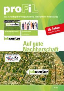 10 Jahre Jobcenter Flensburg