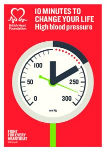 10 MINUTES TO CHANGE YOUR LIFE High blood pressure