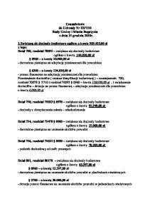 10 Rady Gminy i Miasta Bogatynia z dnia 15 grudnia 2010r