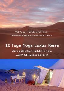 10 Tage-Yoga-Luxus-Reise