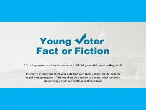 10 things you need to know about year olds and voting in RI
