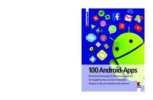 100 Android-Apps. 100 Android-Apps. 100 Android-Apps