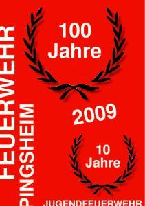100 Jahre FEUERWEHR INGSHEIM. 10 Jahre