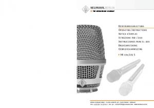 105 S the microphone company