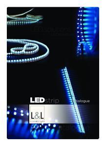 11 15:58 Pagina 1 LED Catalogue