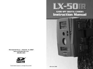 11 MFH-DGS-LX50IR