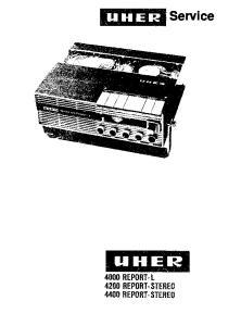 1.1 Transport Mechanism Motor Control Amplifier... 2