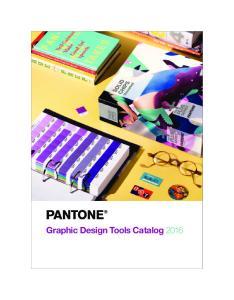 112 New PANTONE Colors