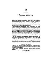 12 Mmmm. HM Treasury, 2010b, table C11. 2