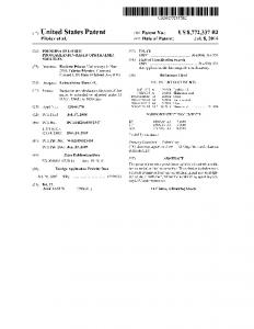 (12) United States Patent (10) Patent No.: US 8,772,337 B2