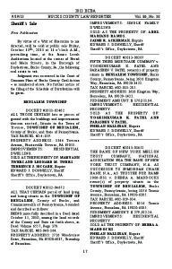 13 BUCKS COUNTY LAW REPORTER Vol. 86, No. 38