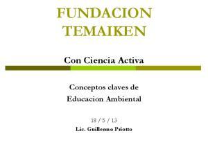 13 Lic. Guillermo Priotto