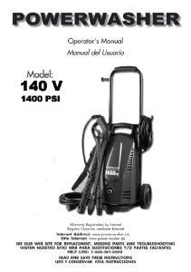 140V.  web site
