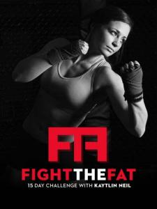 15 DAY FIGHT THE FAT CHALLENGE